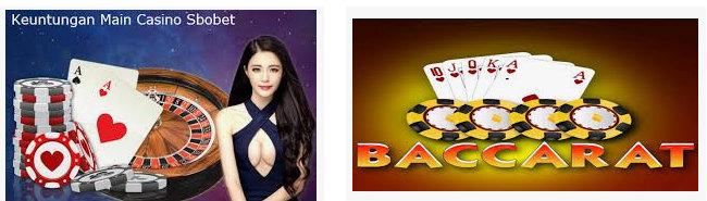 keuntungan bermain judi casino online di Sbobet